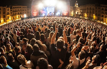 The Balearic Government promotes local bands in the Mercat de Música Viva de Vic