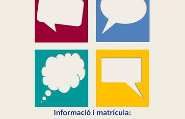 Open call for the registration for the catalan conversation courses