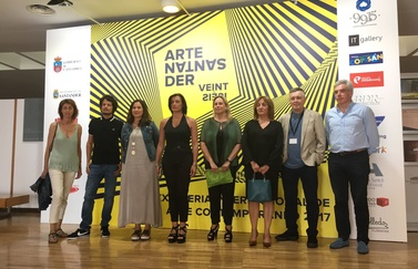 The Institut d'Estudis Baleàrics presents the contemporary picture project La marca visible in ArteSantander