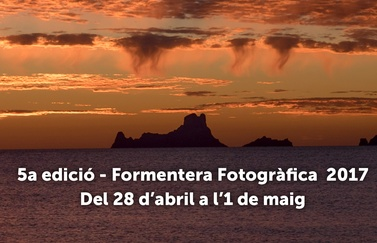 "Specialised critics invited by the ILLENC and the Institut Ramon Llull to ""Formentera Fotogràfica"""